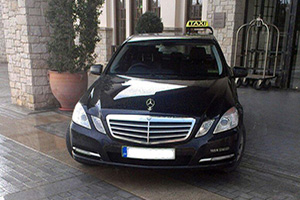 Cyprus Taxi Cabs Services - Limassol Taxi - Larnaca Airport - Paphos