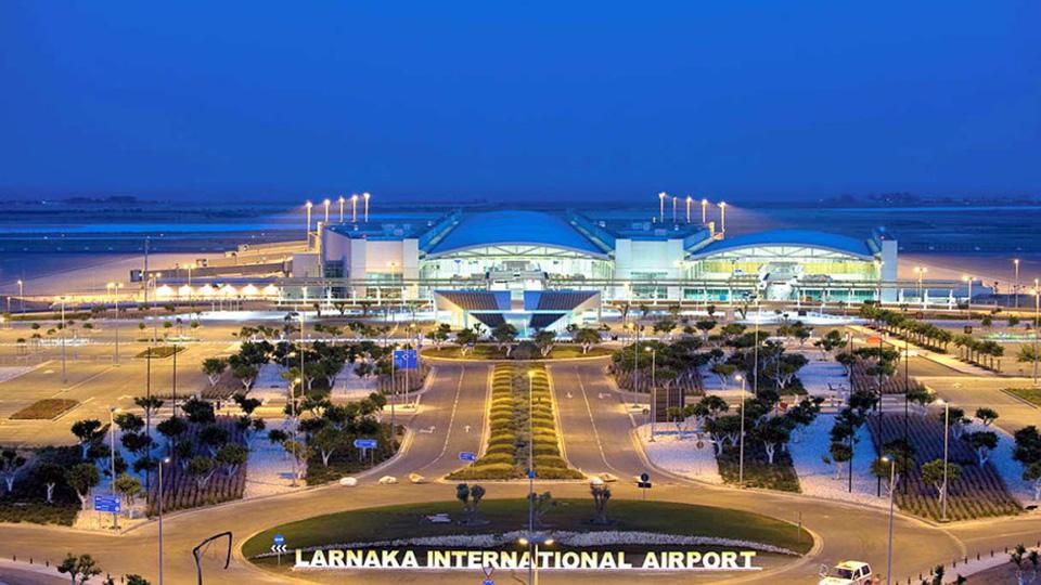 Cyprus-Larnaca-Airport