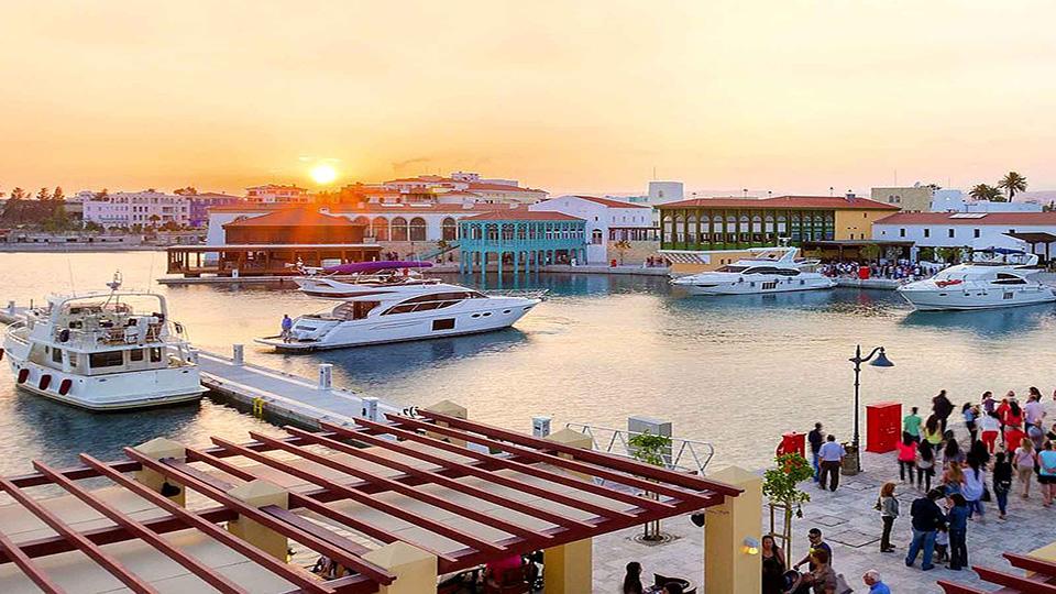 Cyprus-Limassol-Marina