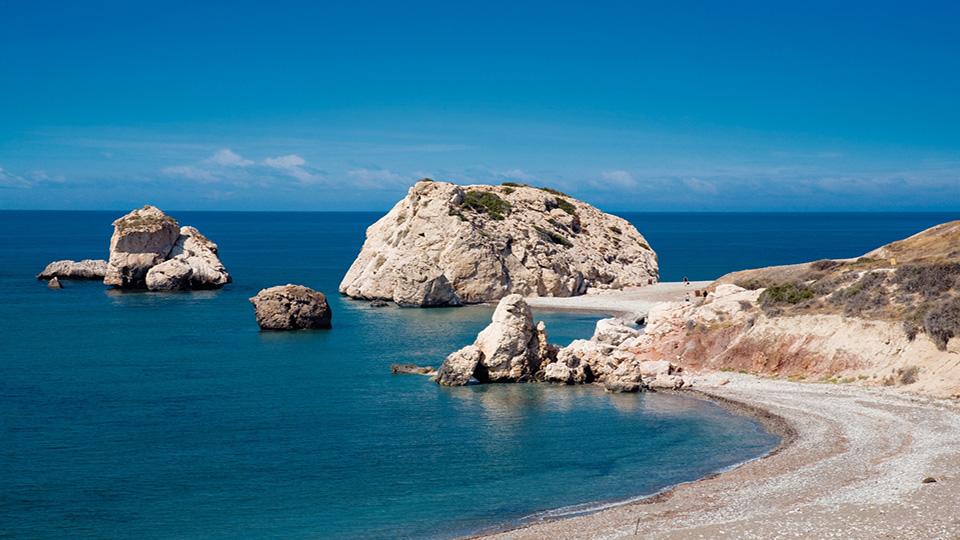 Cyprus-Pafos-Aphrodites-Rock