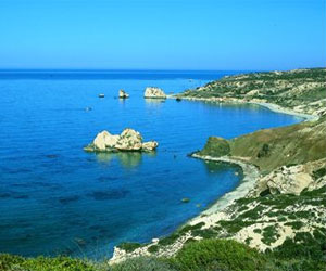 Cyprus Aphrodite Rock - Limassol Port - Larnaca Airport - Taxi Transfers - Cyprus taxi
