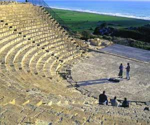 Cyprus Curium Amphitheatre - Larnaca Airport - Taxi Transfers - Cyprus taxi